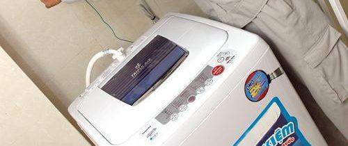 Cách sửa máy giặt bị rung lắc mạnh