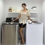 Mẹo tiết kiệm điện cho máy giặt