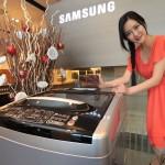 Mã lỗi máy giặt SamSung và cách khắc phục