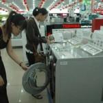 Chọn mua máy giặt có khối lượng giặt bao nhiêu kg là phù hợp