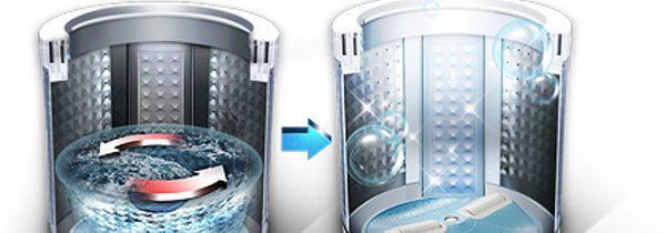 Linh kiện máy giặt và những chức năng bạn chưa biết