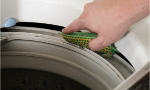 Hướng dẫn làm sạch máy giặt định kỳ không cần thợ với 4 bước đơn giản4