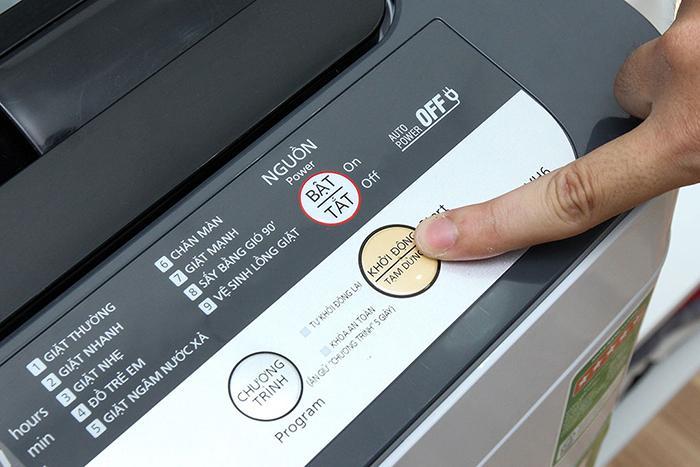 Hướng dẫn cách sử dụng máy giặt Panasonic3