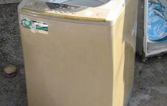 Mua máy giặt cũ hỏng tại Hà Nội