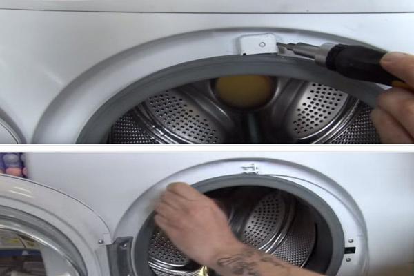 Hướng dẫn cách mở cửa máy giặt Electrolux khi bị kẹt