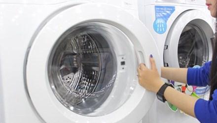 sửa máy giặt Electrolux không mở được cửa .