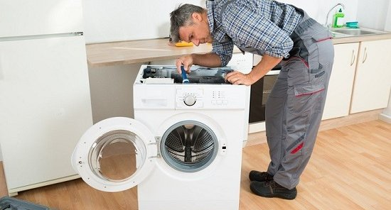 sửa máy giặt Electrolux báo lỗi E40