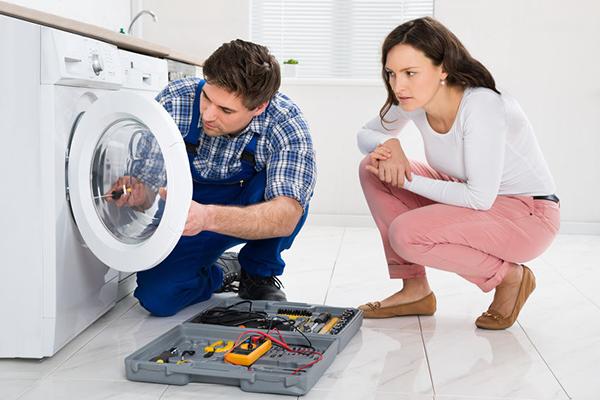 Cách sửa chua máy giặt