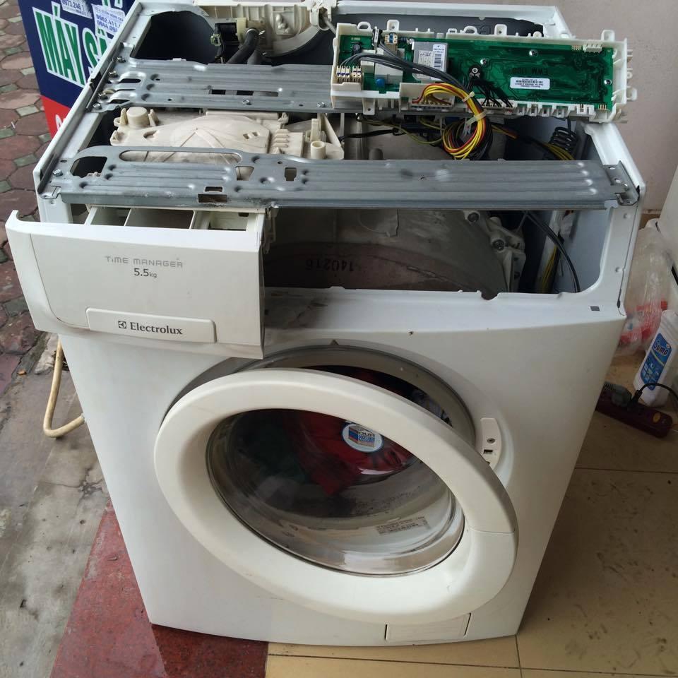 Cách sửa máy giặt