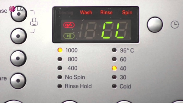 Hướng dẫn cách sửa lỗi cl máy giặt lg đơn giản tại nhà
