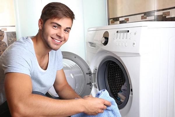Sửa máy giặt, Sửa máy giặt tại nhà
