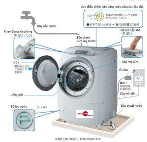 Cửa hàng sửa máy giặt tại hà nội