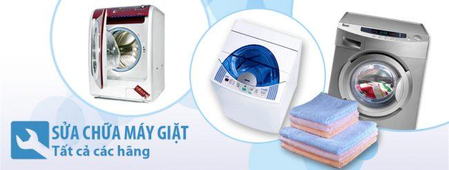 Cửa hàng sửa máy giặt