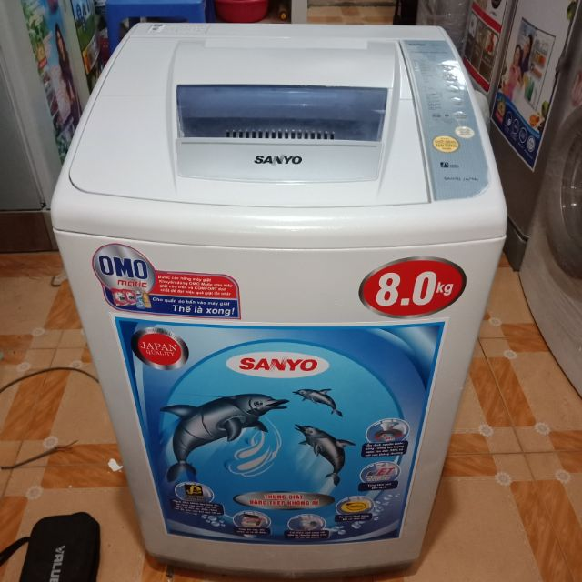 Sửa máy giặt Sanyo không vắt tại hà nội uy tín