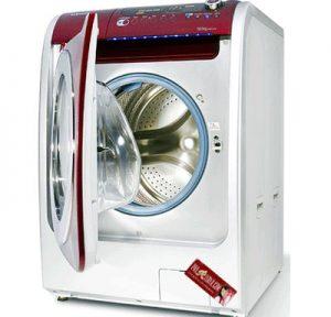 Máy giặt cửa trước và cửa trước