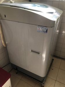 mua máy giặt cũ hỏng