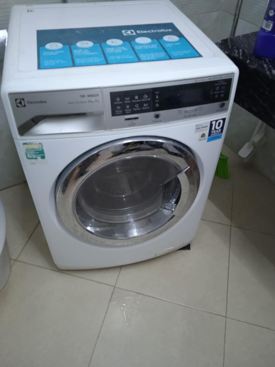 mua máy giặt electrolux cũ hỏng giá cao