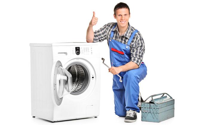Thợ sửa máy giặt tại nhà