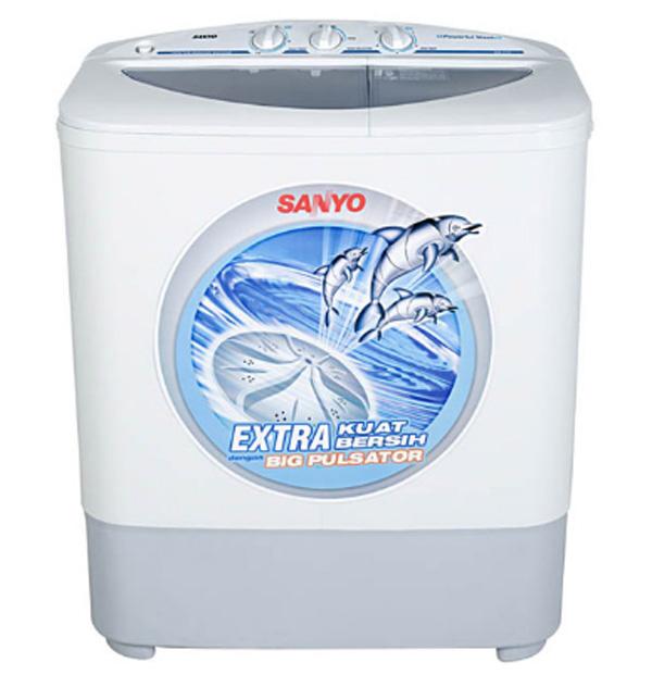 Hư hỏng thường gặp và cách sửa máy giặt Sanyo hiệu quả