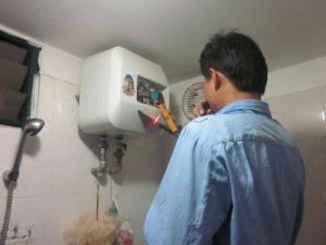 Sửa chữa bình nóng lạnh