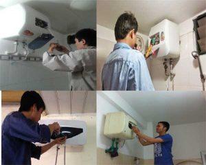 Sửa chữa bình nóng lạnh tại nhà
