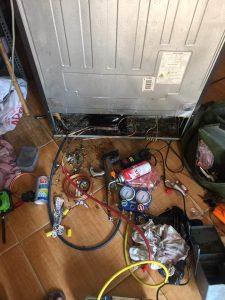 chuyên sửa tủ lạnh inverter