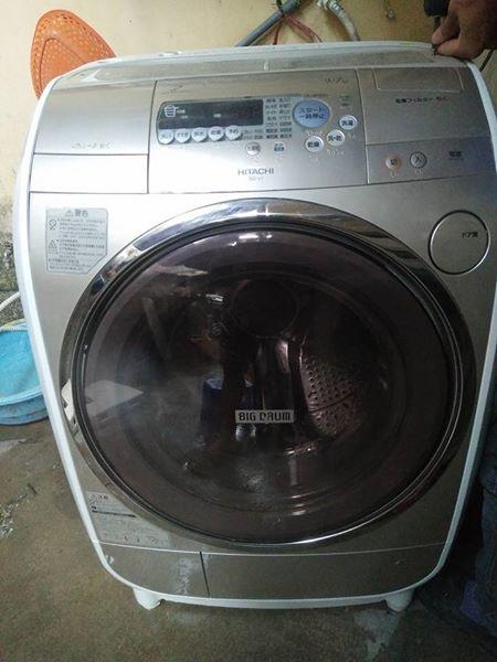 Sửa chua máy giặt nội địa nhật