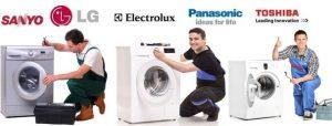 Cung cấp dịch vụ sửa máy giặt LG cửa ngang uy tín