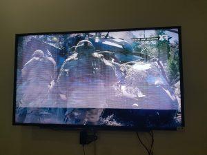 Mua tivi hỏng