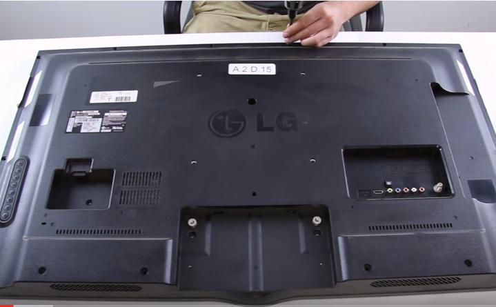 Bạn nên kiểm tra kỹ để biết có cần thiết thay màn hình tivi LG mới không