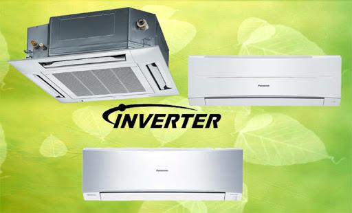 Sửa chữa điều hòa inverter