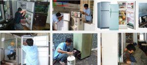 chuyên chữa sửa tủ lạnh