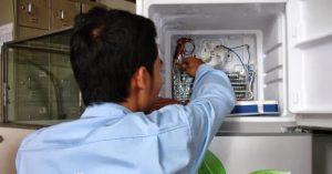 Nguyên nhân ngăn mát tủ lạnh không lạnh
