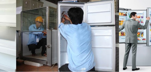 Sửa tủ lạnh hitachi side by side tại nhà