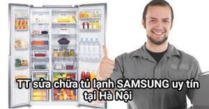 Sửa tủ lạnh samsung side by side