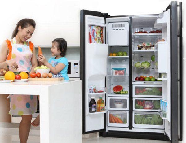 Sửa tủ lạnh sharp hà nội