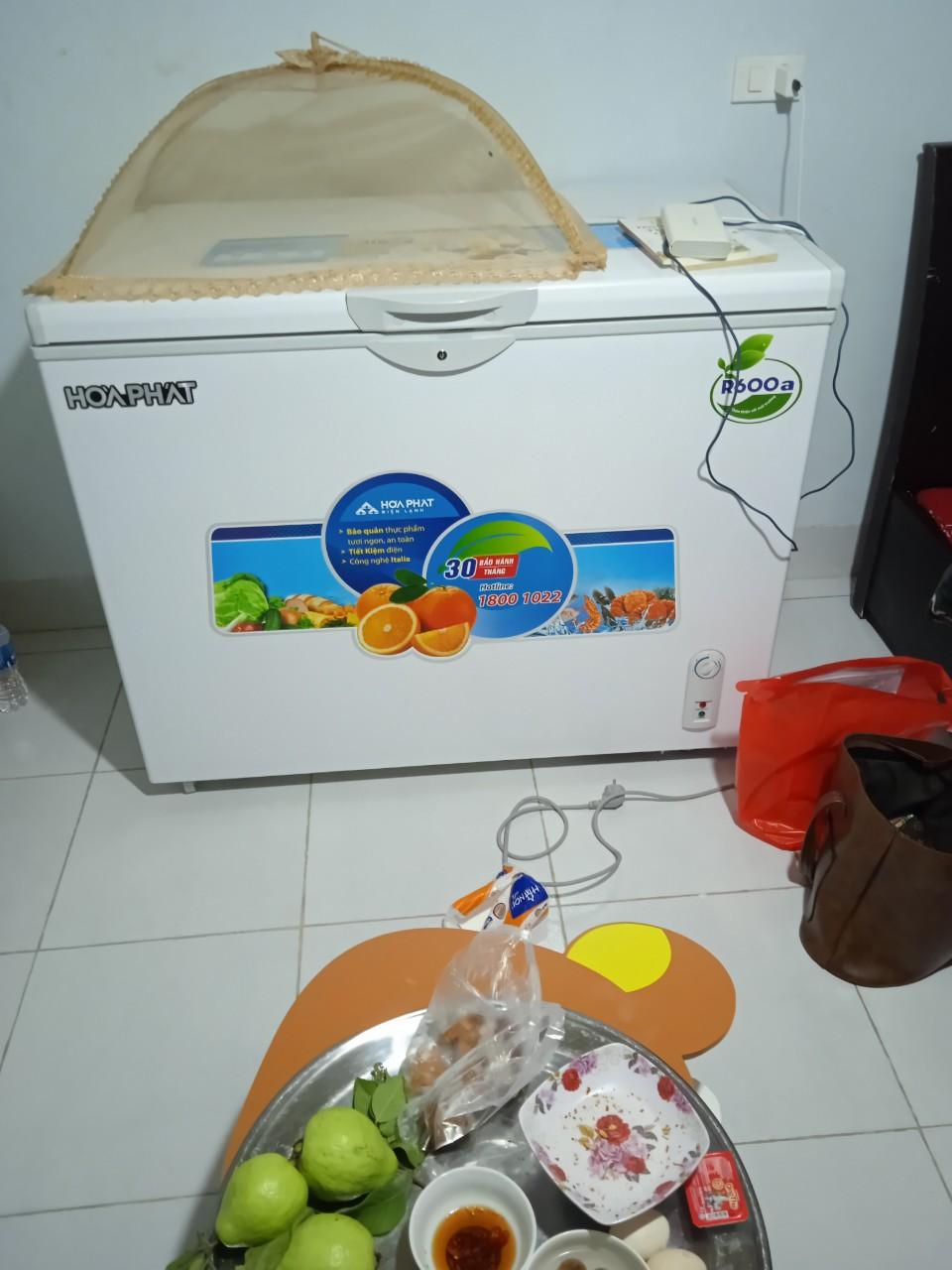 mua tủ đông cũ