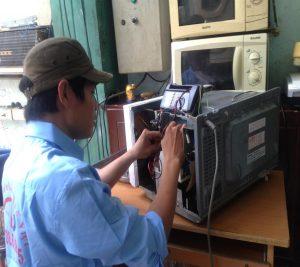Sửa lò vi sóng tại Hà Nội