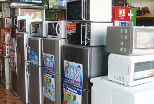mua tủ lạnh cũ hỏng