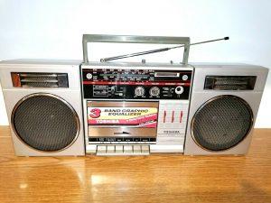 mua đài Radio Cassette