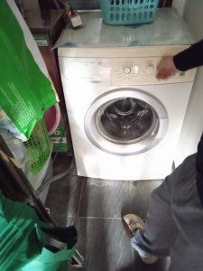 khắc phục máy giặt rung lắc 2