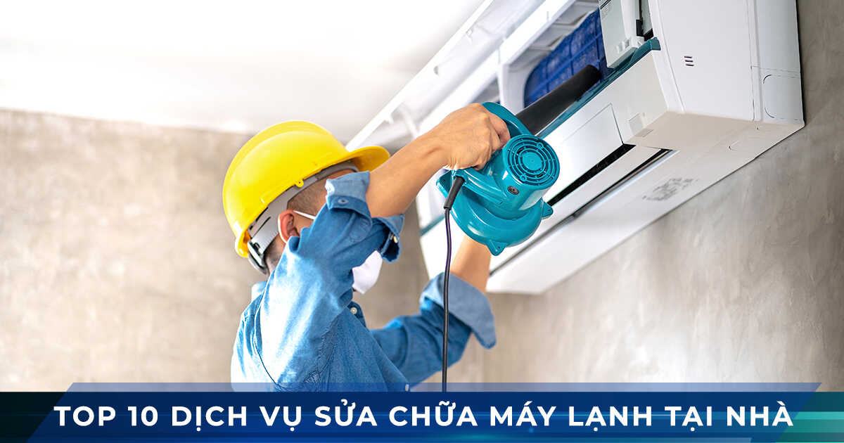 Sửa điều hòa tại đường Hồng Hà Nguyễn Khoái