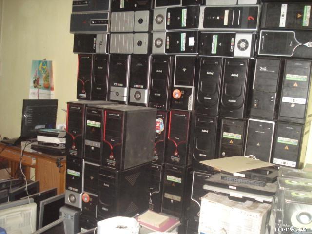 thanh lý máy tính cũ Hà Nội